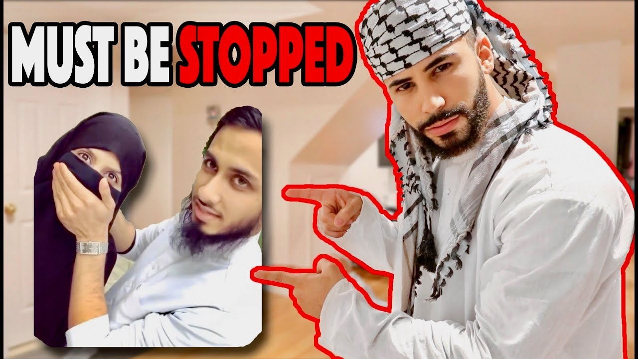 This 'Muslim' Couple Must Be Stopped.. #1