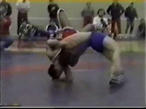 1987 OUA Wrestling Finals