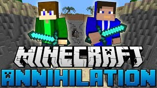 GEJMR - Survival-Games.cz [Minecraft] - ANNIHILATION (Bitva o NEXUS) - ep.21 - Lektvary !