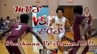 TnT Hoops Presents: MUS vs ECS Curtis Givens and R'Chaun King take on Kameron Jones!!!!!!!