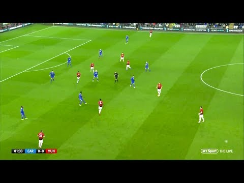 The BIGGEST Tactical Difference Between Solskjaer and Mourinho | Manchester United Tactical Analysis