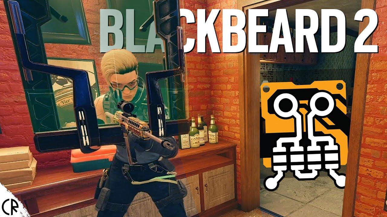 Download Blackbeard 2 - OSA Gameplay & Breakdown - 6News - Rainbow Six Siege
