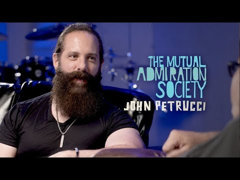 John Petrucci and Sterling Ball: The Mutual Admiration Society