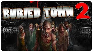 This War Of Zombies? Awesome Free Game! | Buried Town 2 Gameplay (Android)