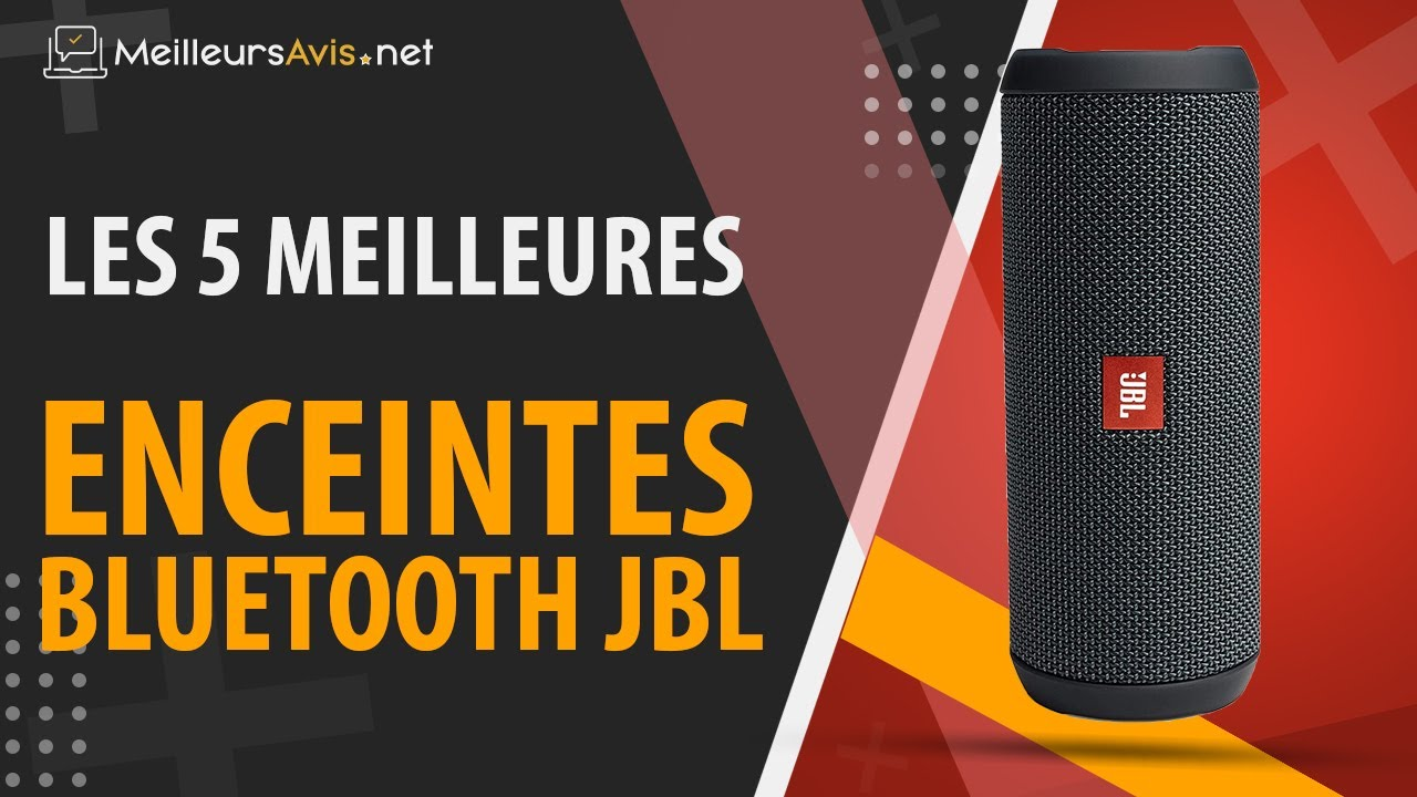 Meilleure Enceinte Bluetooth Jbl Avis Guide D Achat