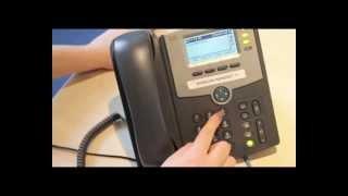 cisco spa504g handsets activating call forwarding