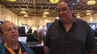 Santa Fe Indian Market Best Of Show - Interview | Dallin Maybee - Northern Arapaho/Seneca
