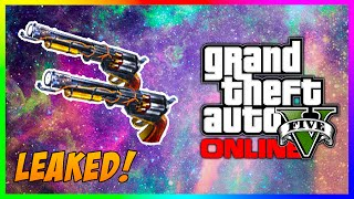 """GTA 5 Leaked Thermite Bomb & Flare Gun DLC Weapons - Potential """"Patch 1.17"""" DLC & Heists Guns!"""