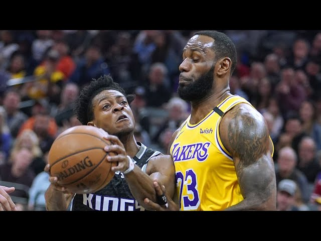 Los Angeles Lakers vs Sacramento Kings Full Game Highlights | February 1, 2019-20 NBA Season
