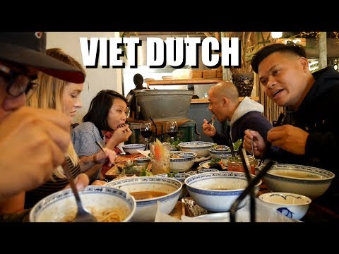 BEST IN EUROPE? Dutch Viet Netherlands Travel -AMSTERDAM / THE HAGUE