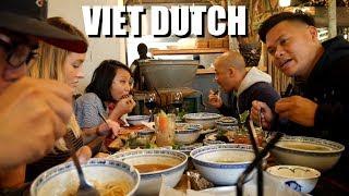 BEST IN EUROPE? Dutch Viet Netherlands Travel -AMSTERDAM / THE HAGUE