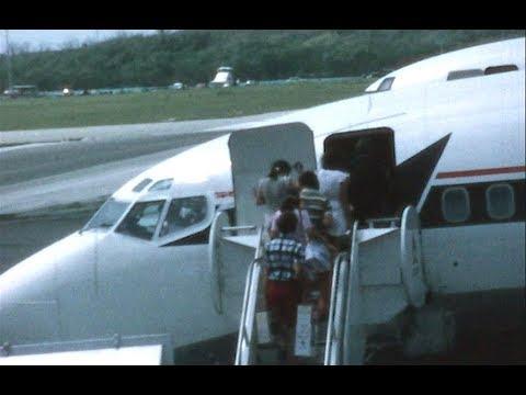 "Classic Jetliners - ""Bermuda Observation Deck"" - 1973"