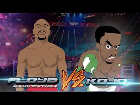 Mayweather vs Kojo TRAILER