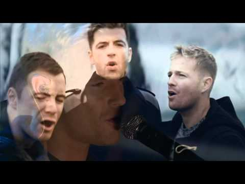 Westlife - What About Now - X Factor 2009 mix with MV [HD]