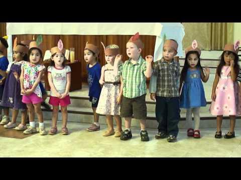 10 Little Indians