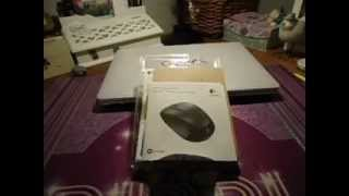 Installing Logitech wireless mouse m325 (limited edition)