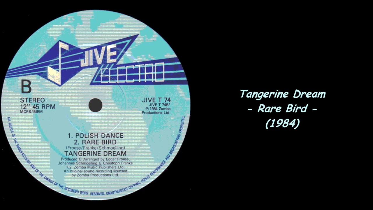Tangerine Dream: A Ranking - Rate Your Music