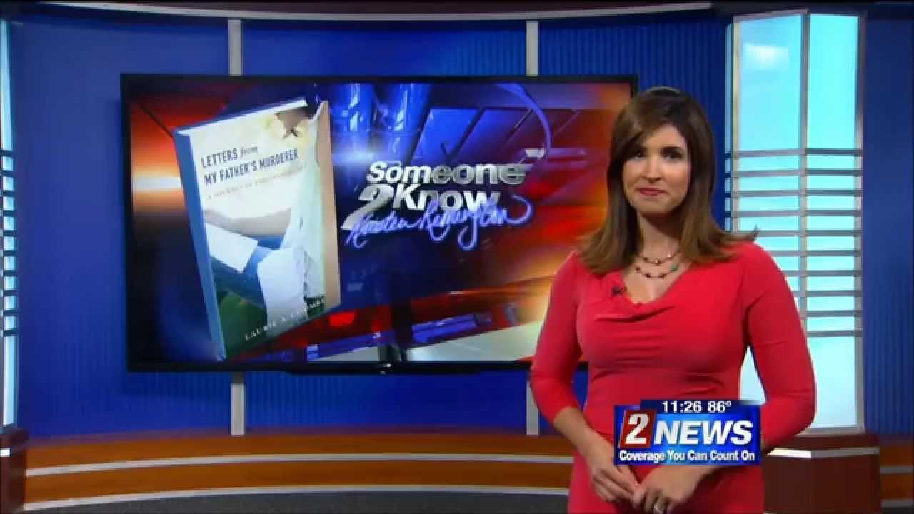6/26/15 11PM Someone 2 Know: Letters From My Father's Murderer - KTVN  Channel 2 News