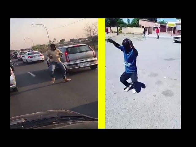 Zuma is Gone dance Celebration