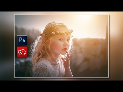 Photoshop cc Tutorials: Worm Effect Using Photoshop cc and Camera RAW FILTER