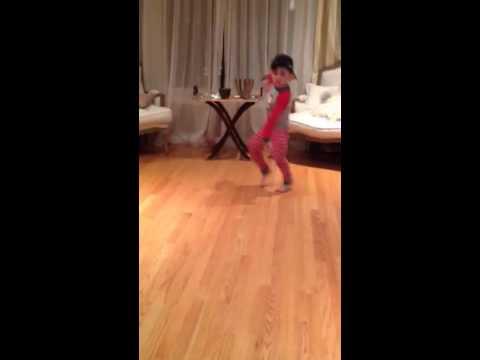Harrison Dancing