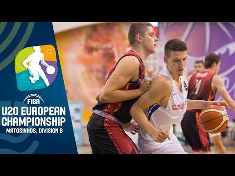 Czech Republic v Belgium - Full Game