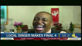Kyla Jade - The Voice - Congratulations - Channel 4 News Story on NBC