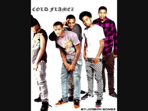 Cold Flamez -  Miss Me Kiss Me Lick Me (Jerkin Song)