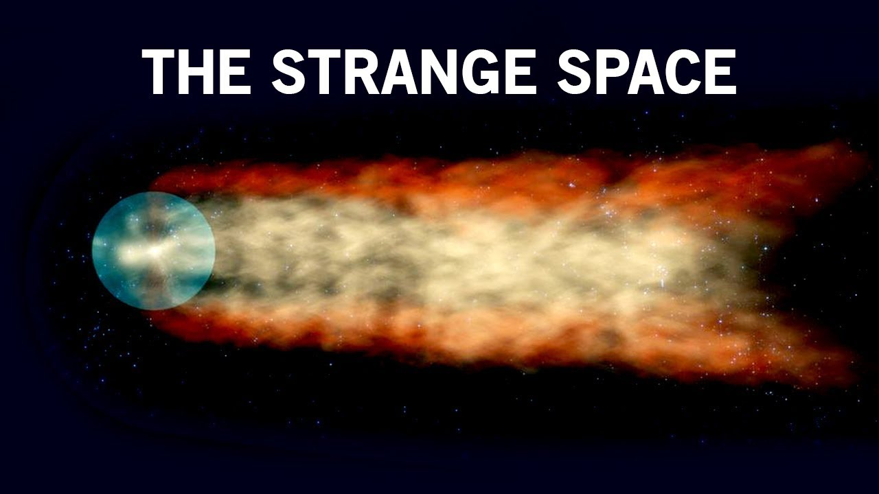 The Strange Dark Space outside Our Solar System!