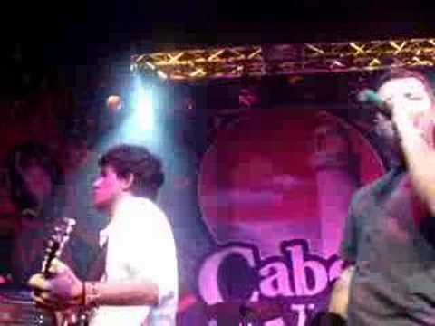 Shook Me All Night Long  John Mayer @ Cabo Wabo  CODA