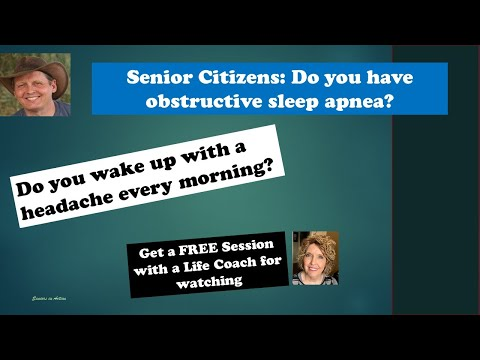 Coping With Purpose Might Help Seniors Sleep Soundly
