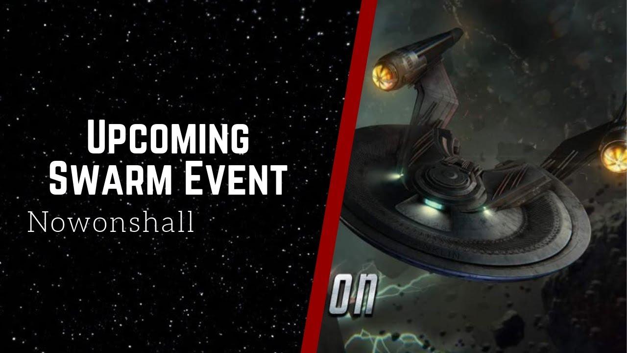 Star Trek Fleet Command Upcoming Swarm Event - Design Honeymoon