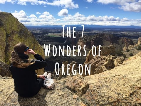 The 7 Wonders of Oregon in 7 Days