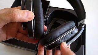 Test en Francais du Casque Bluetooth Audiomax HB-8A