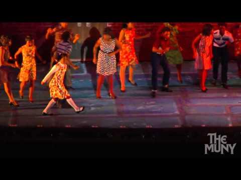 10 yr old Kennedy as Little Inez singing