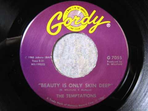 Beauty Is Only Skin Deep  - Temptations