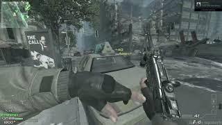 Call Of Duty Modern Warfare 3 Team Deathmatch Gameplay 16