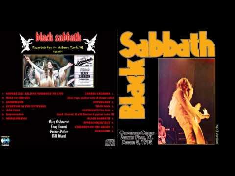 BLACK SABBATH - The Legendary Soundboard Tapes
