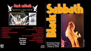 BLACK SABBATH - The Legendary Soundboard Tapes