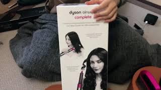 【英侨测评】Dyson Airwrap styler丨戴森黑科技卷发棒亲手测评:这颗草到底值不值得拔?