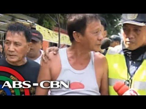 Bandila: Lalaki, arestado matapos manuntok ng tauhan ng towing service