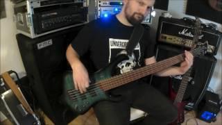 Mindreaper - Black Head ...on Bass