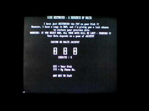 Virus.DOS.Casino
