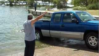 Sunken Truck