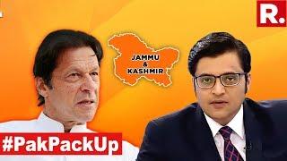 Pakistan Gets A Global Thrashing   The Debate With Arnab Goswami