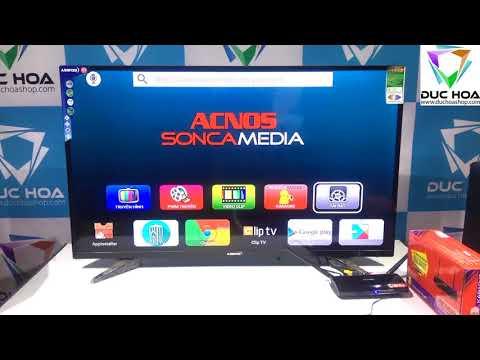 ACNOS SB801 Giá 1.250.000 - karaoke hay nhất android box  duchoashop - duchoashop.com