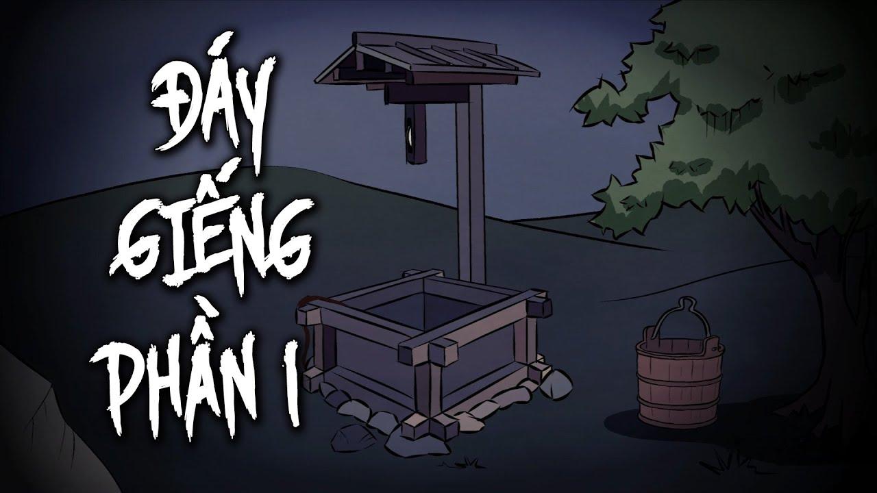Phim hoạt hình kinh dị   ĐÁY GIẾNG - PHẦN 1   Nightmare Tales Lồng Tiếng Việt
