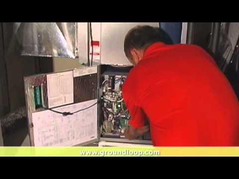 Ground Loop Heating & AC