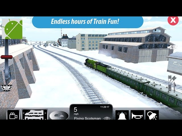 Train Sim Builder - Android Gameplay HD