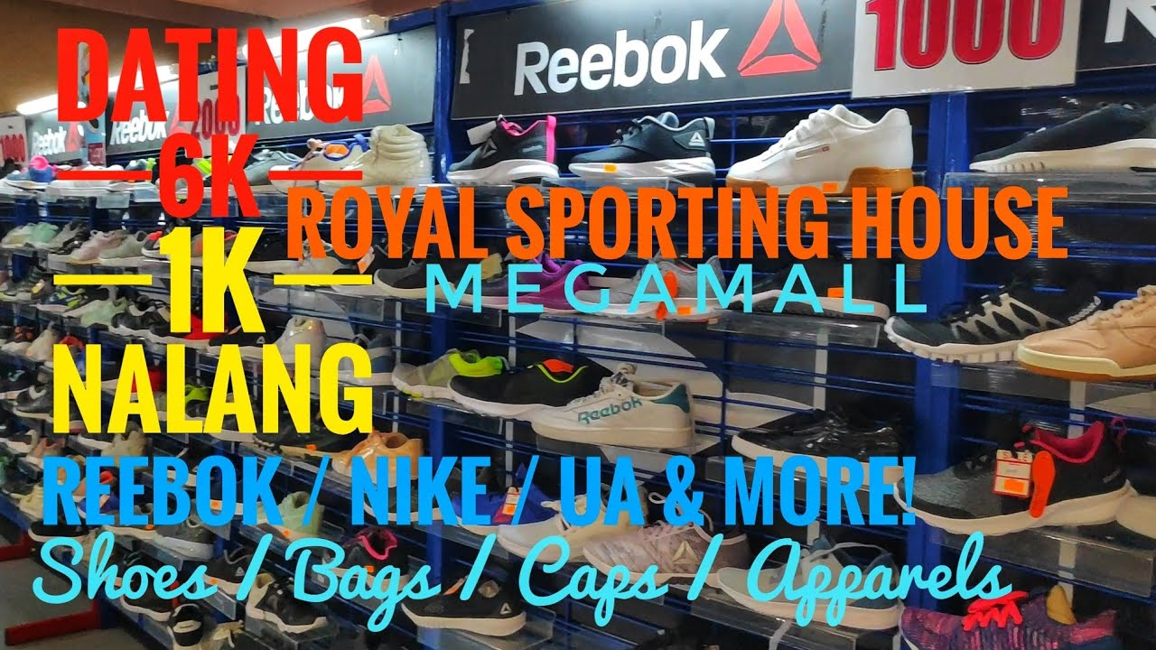 sm megamall shoes and bag sale 2019